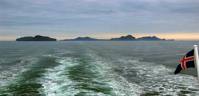 A visit to Westman islands in Iceland in wintertime might be longer than planned