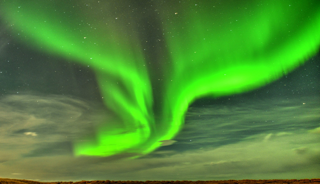 Good news for Northern-lights lovers in Iceland