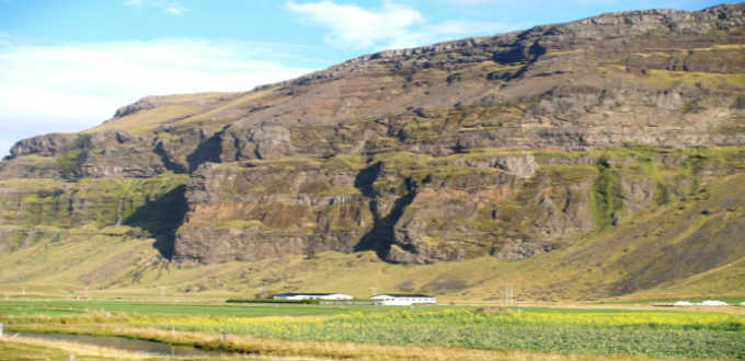 Raging romance links to a hidden cave in Iceland