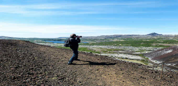 Mounting Grey Pants recommended in Iceland