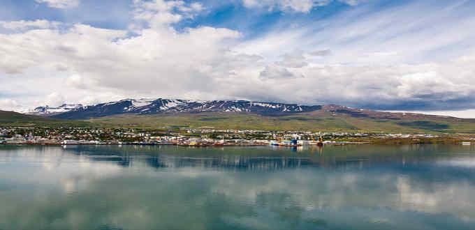 Is Akureyri really the best European destination in 2015?