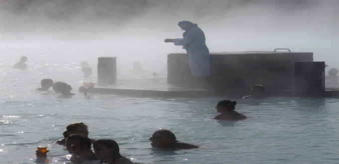 Why all the hush hush about the Blue lagoon in Iceland?