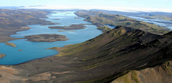 Quite possibly the most beautiful place in beautiful Iceland