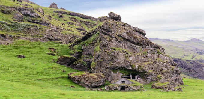 In Iceland, the rather amazing story of a beautiful cave
