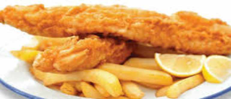 Fish & chips for 20£? Welcome to Iceland